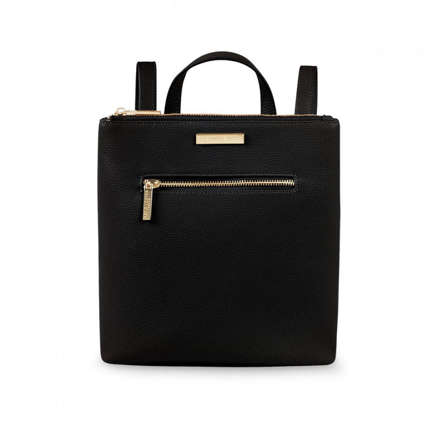 Katie Loxton Mini Brooke Backpack - Black