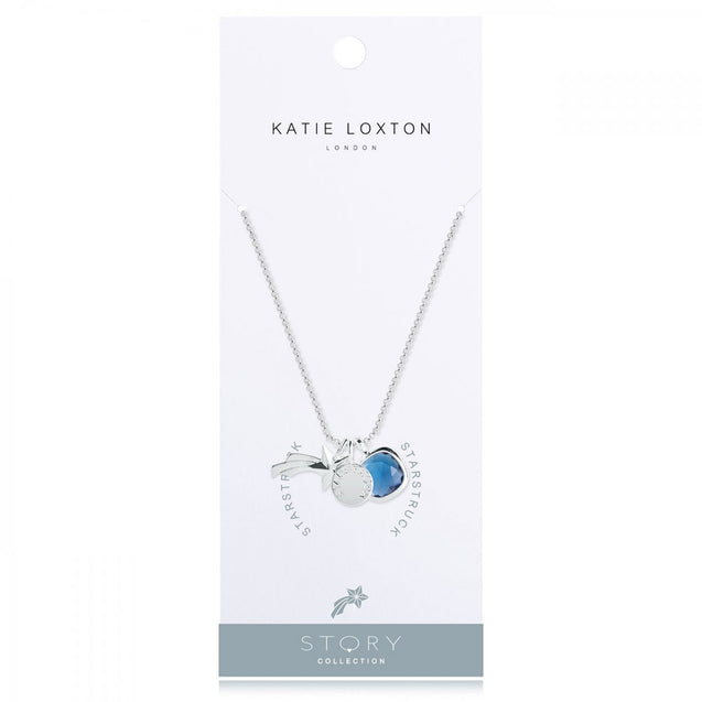 "Katie Loxton Story Collection ""Starstruck"" Necklace"
