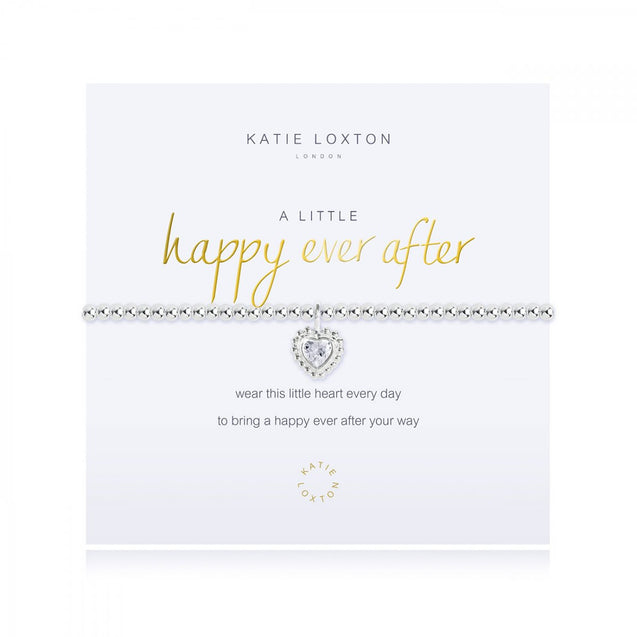 "Katie Loxton ""A Little"" Happy Ever After Bracelet"