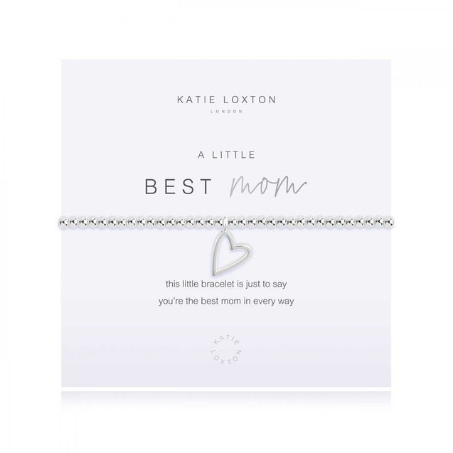 "Katie Loxton ""A Little"" Best Mom Bracelet"