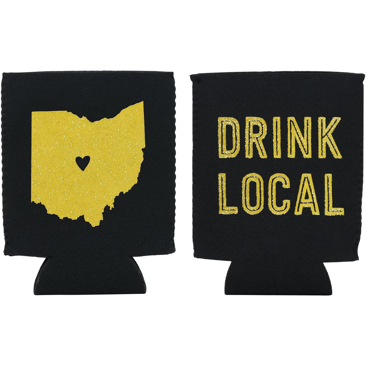 Ohio Drink Local Can Cooler
