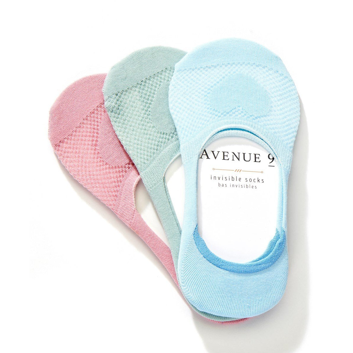 Pastel Socklets - Multiple Colors