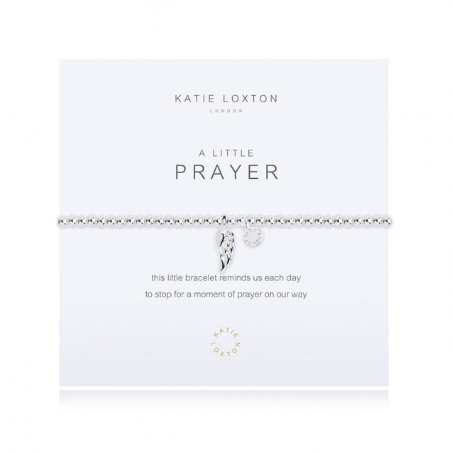 "Katie Loxton ""A Little"" Prayer Bracelet"