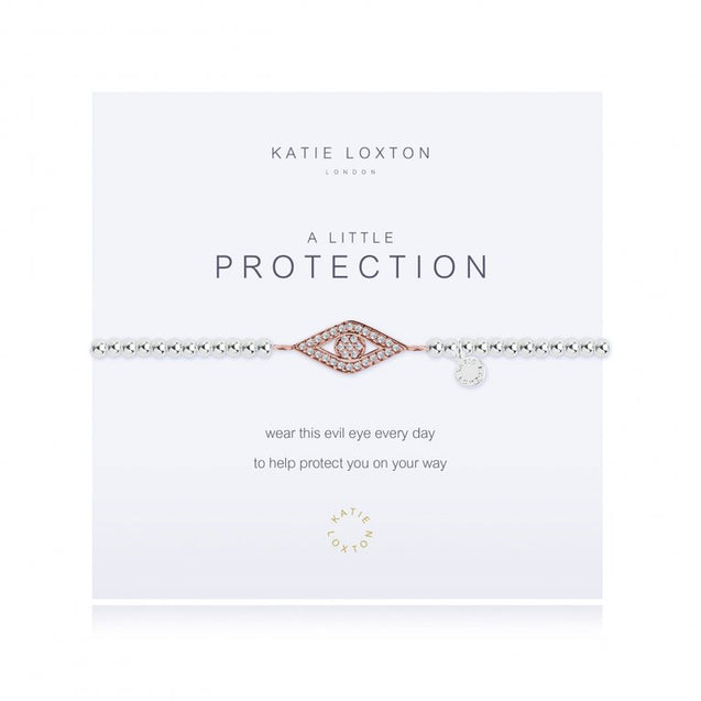 "Katie Loxton ""A Little"" Protection Bracelet"