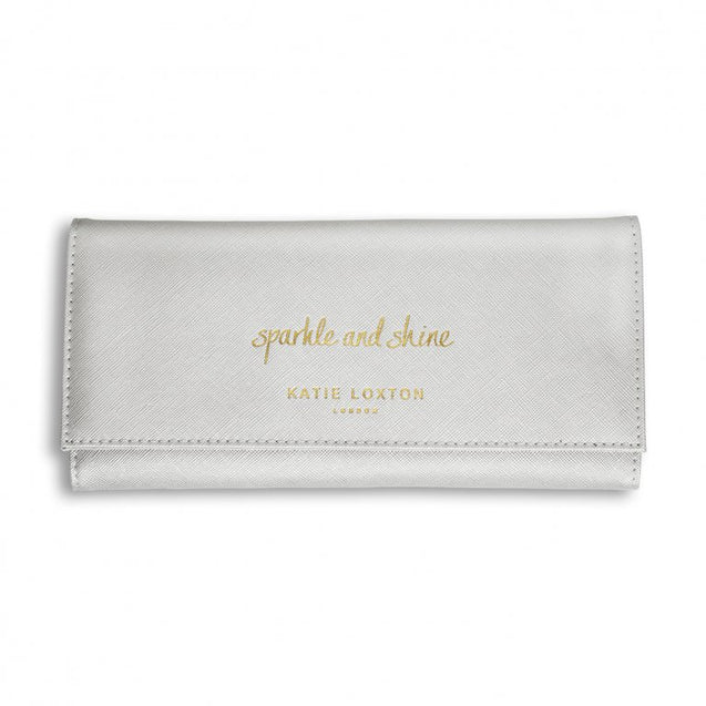 Katie Loxton Sparkle & Shine Jewelry Roll
