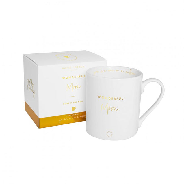 Katie Loxton Wonderful Mom Coffee Mug