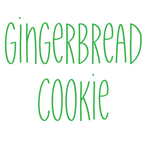 Gingerbread Cookie - Friday, Family Party
