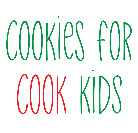 Cookies for Cook Kids
