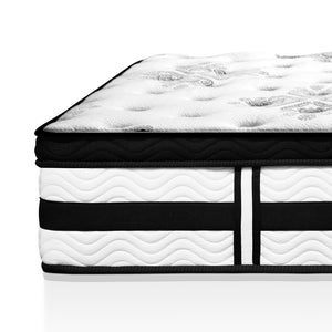 Slumber Euro Top Foam & Coil Deep Mattress