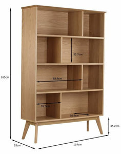 Tall Arne Bookcase