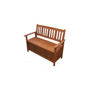 Wilson Outdoor Timber Storage Bench - sweet pea interiors