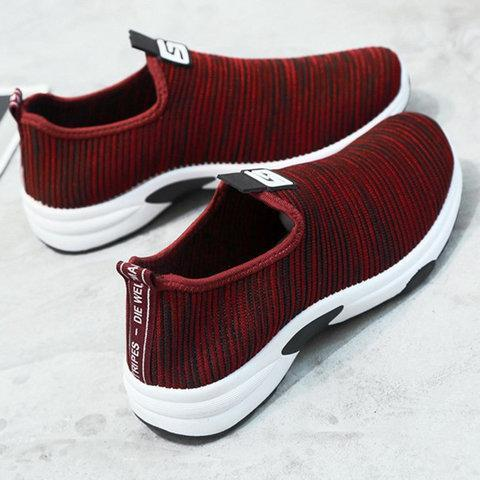 Women Sneakers Casual Comfort Slip On Shoes