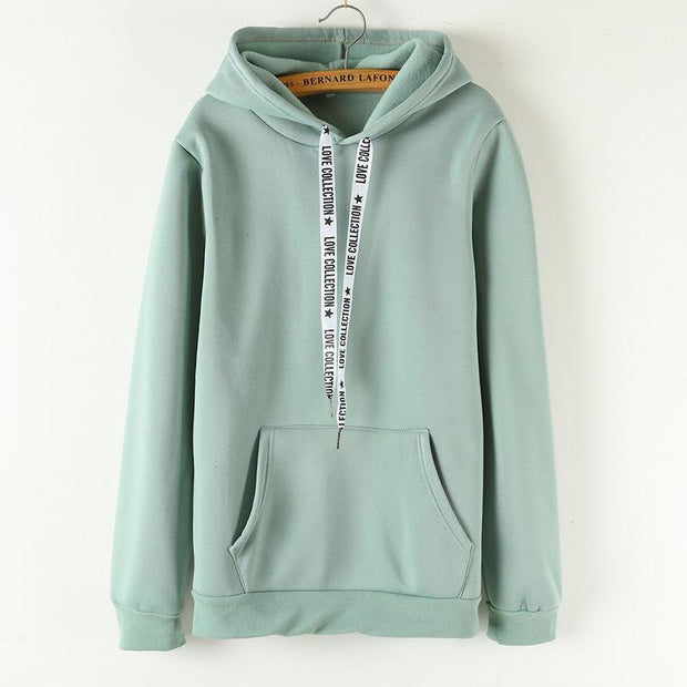 2019 New Social Harajuku  Long-sleeved Hoodies For Girls Women Sweatshirt