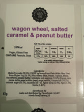 Load image into Gallery viewer, Salted caramel wagon wheel