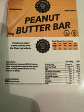 Load image into Gallery viewer, Peanut butter bar