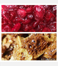 Load image into Gallery viewer, vegan honeycomb crunch bar
