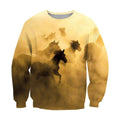 3D All Over Print Amazing Horses-Apparel-NTT-Sweatshirt-S-Vibe Cosy™