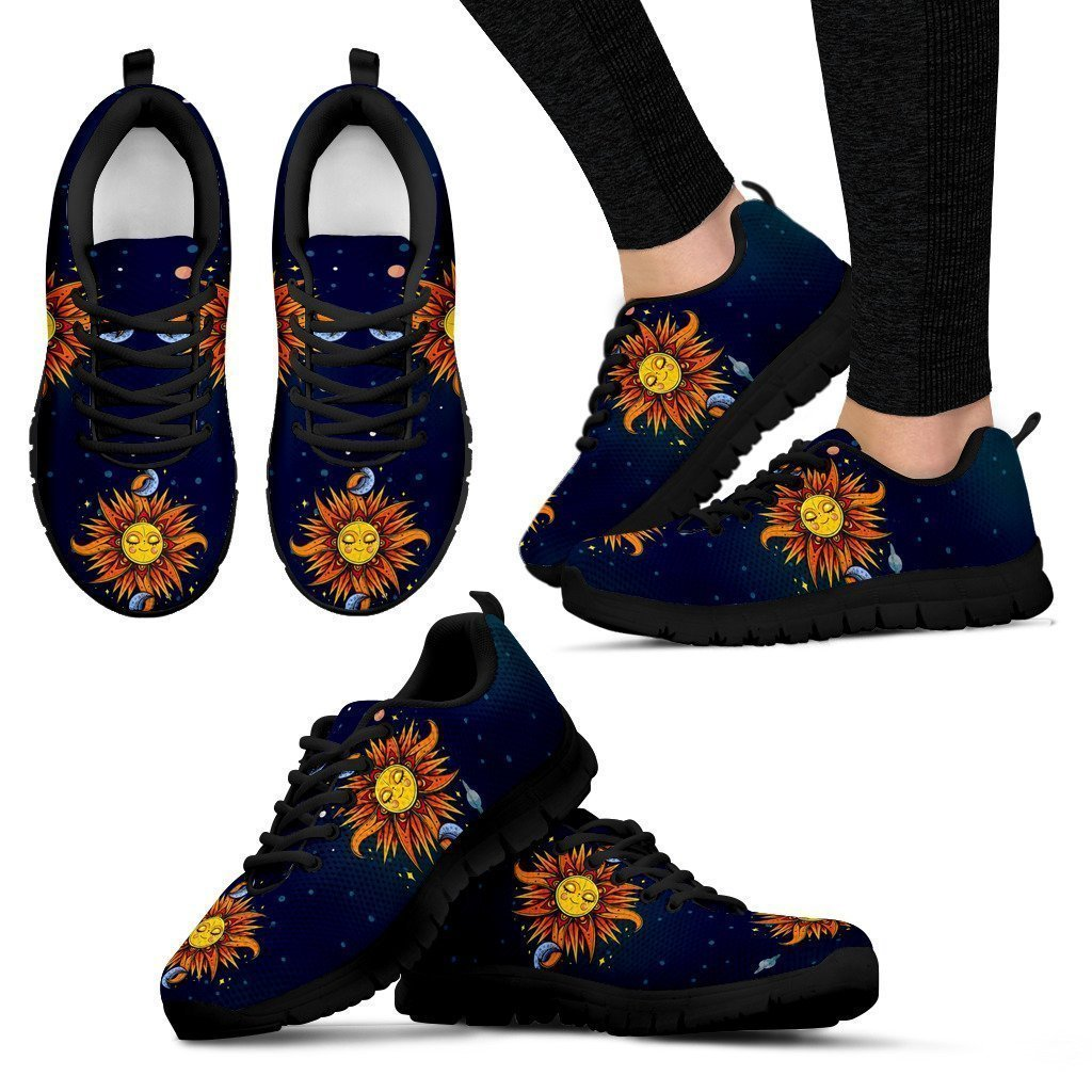 Sun Women's Sneakers-6teenth World™-Women's Sneakers-US5 (EU35)-Vibe Cosy™