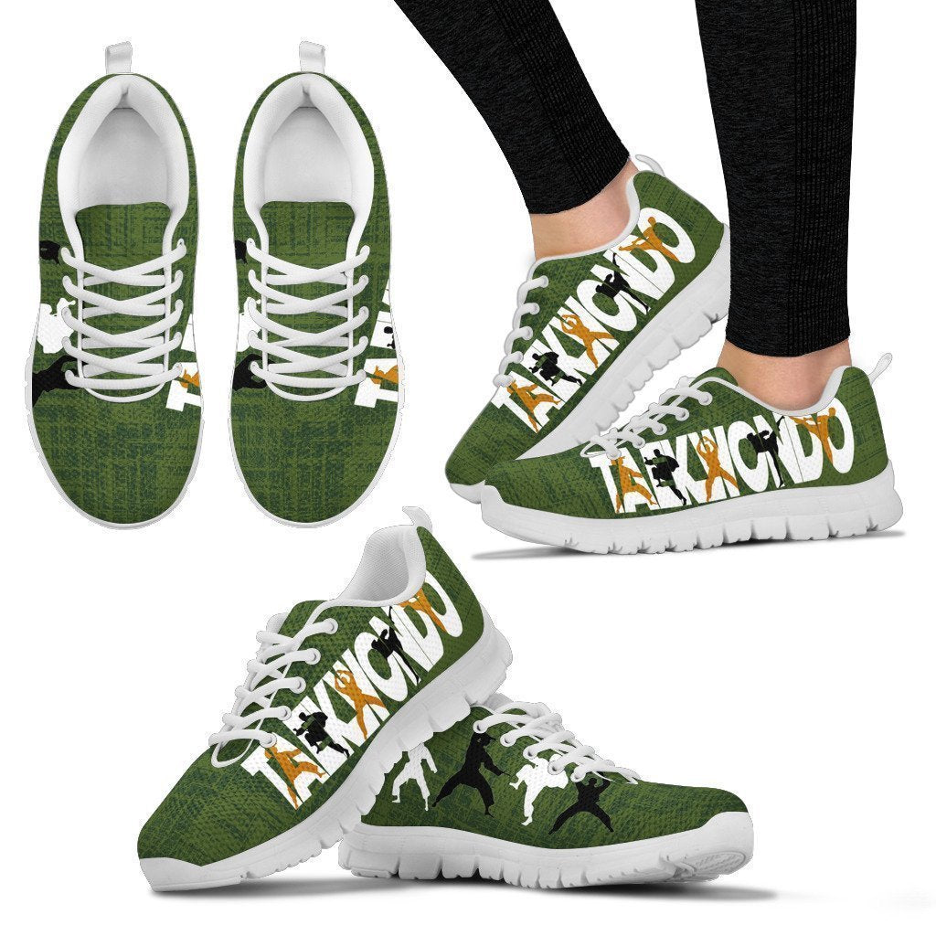 Taekwondo Women's Sneakers-6teenth World™-Women's Sneakers-US5 (EU35)-Vibe Cosy™