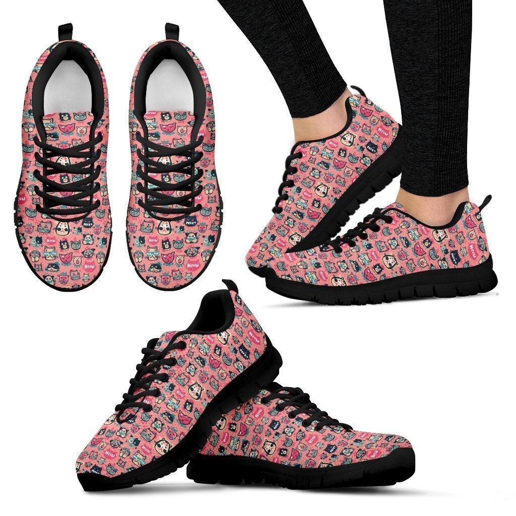Symbols Women's Sneakers-6teenth World™-Women's Sneakers-US5 (EU35)-Vibe Cosy™