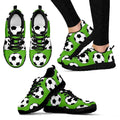 Soccer Shoes-Shoes-6teenth Outlet-Women's Sneakers - Black - Soccer Shoes-US5 (EU35)-Vibe Cosy™