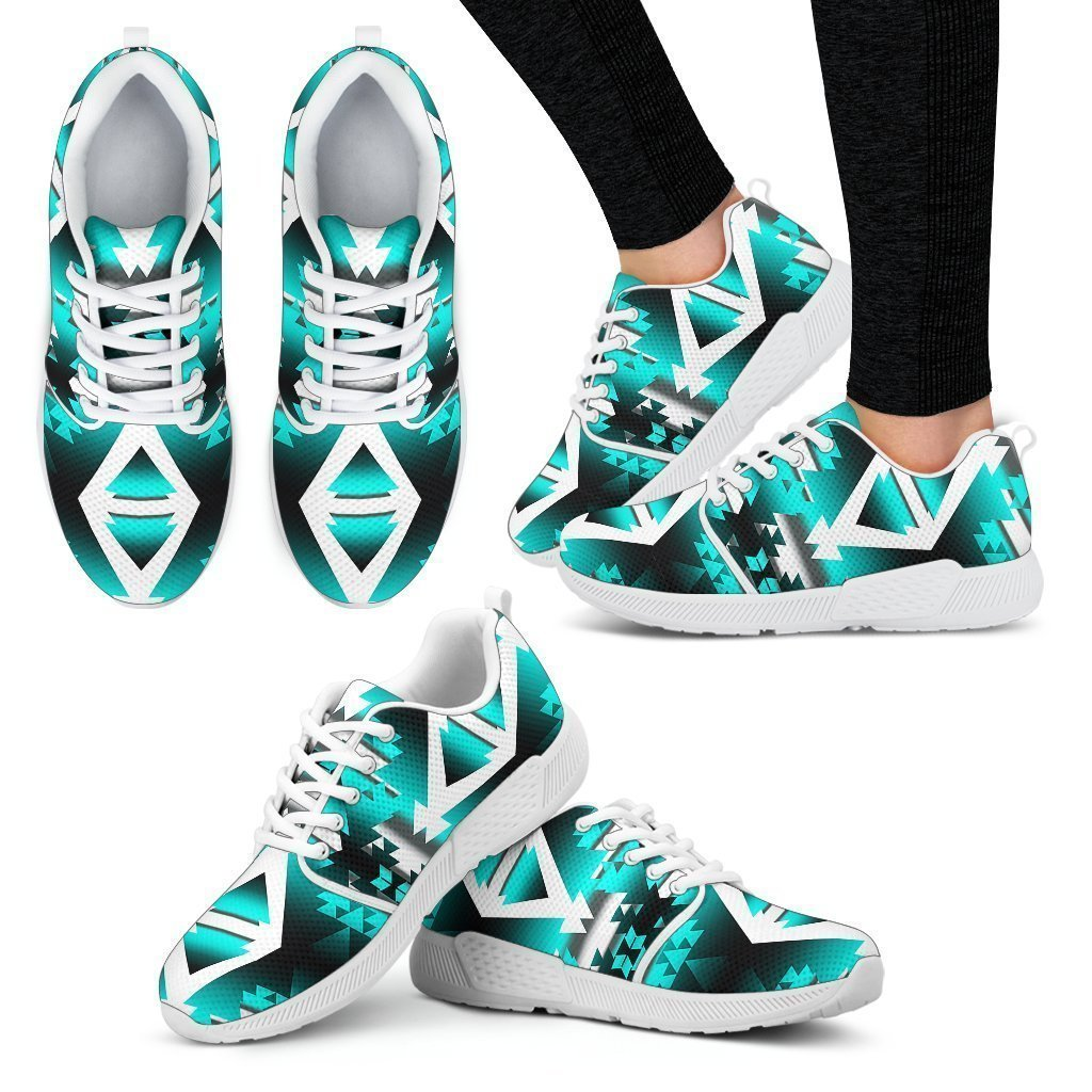 Teal Winter Camp Sopo Women's Athletic Sneakers-6teenth World™-Women's Athletic Sneakers-US5 (EU35)-Vibe Cosy™