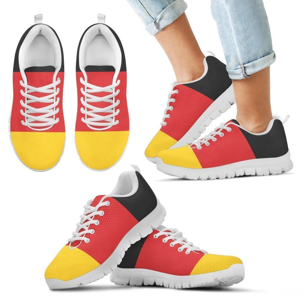 Children's White Sneakers-6teenth World™-Kid's Sneakers-11 CHILD (EU28)-Vibe Cosy™