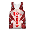 Canada 3dall over printed maple leaf generation-Apparel-PL8386-Tank Top-S-Vibe Cosy™