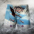 American Air Force Shirts-Apparel-HP Arts-SHORTS-S-Vibe Cosy™
