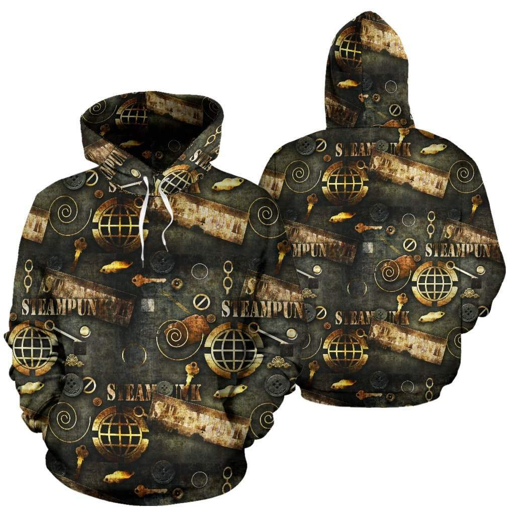 Steampunk III Hoodies MP868-Apparel-MP-Hoodie-S-Vibe Cosy™