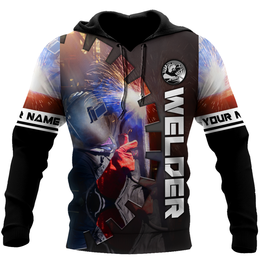 Premium All Over Printed Welder Shirts MEI