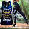May Girl-I Can Do All Things Combo Tank Top And Legging