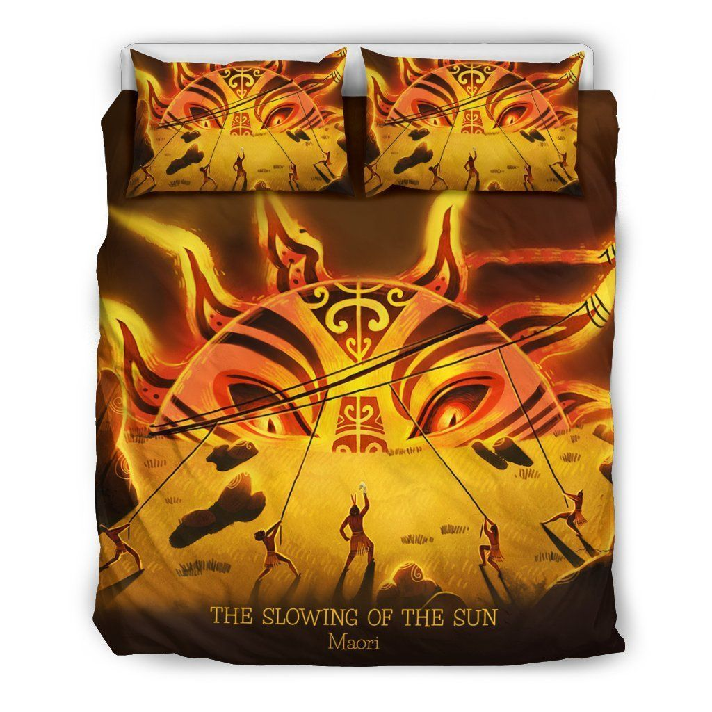 New zealand bedding set the sun-Bedding-PL8386-Twin-Vibe Cosy™