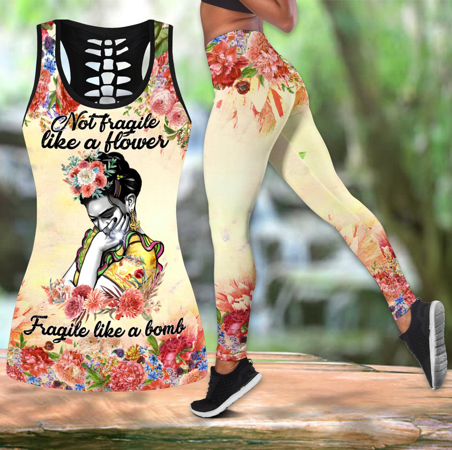 Frida Kahlo For The Beautiful Girls Combo Outfit JJW18082004-TQH