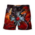 3D All Over Print Celtic Dragon-Apparel-NTT-SHORTS-S-Vibe Cosy™