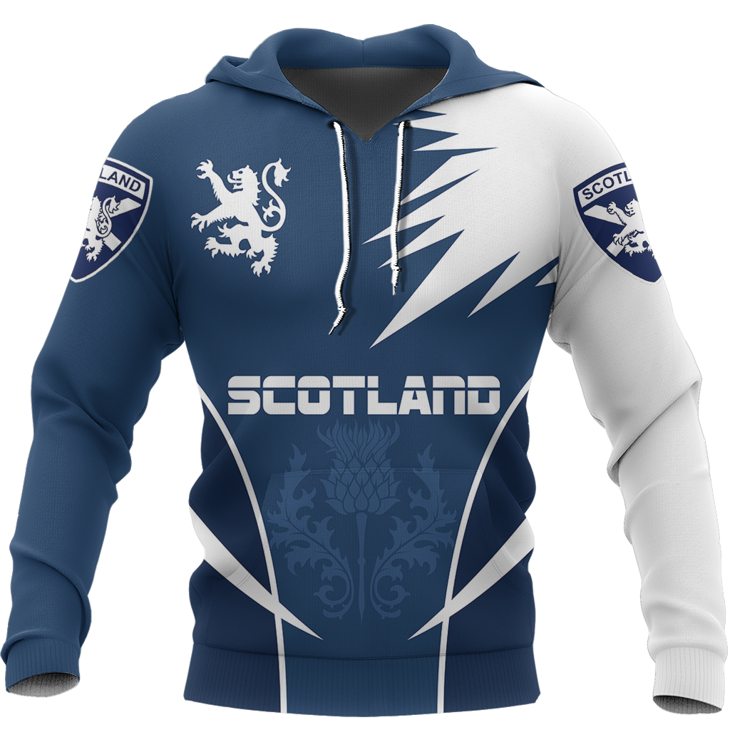 Scottish Rampant Lion Active Special Hoodie NNK - Amaze Style™-Apparel