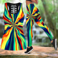 Hippie Colorful Painting Combo Outfit DQB07092007-TQH-Apparel-TQH-S-S-Vibe Cosy™
