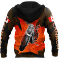 Canada Motorcycle 3D Hoodie HHT29072001-LAM-Apparel-LAM-Hoodie-S-Vibe Cosy™