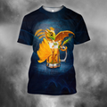3D All Over Print Den Here Be Dragons 3-Apparel-PHLong-T-Shirt-S-Vibe Cosy™
