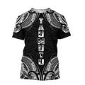 New zealand maori taumutu tattoo 3d all over printed shirt and short for man and women HHT20072002-Apparel-PL8386-T-shirt-S-Vibe Cosy™