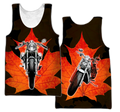 Canada Motorcycle 3D Hoodie HHT29072001-LAM-Apparel-LAM-Tank Top-S-Vibe Cosy™