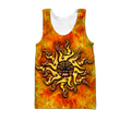 Maori tamanuitera the sun 3d all over printed shirt and short for man and women-Apparel-PL8386-Tank top-S-Vibe Cosy™
