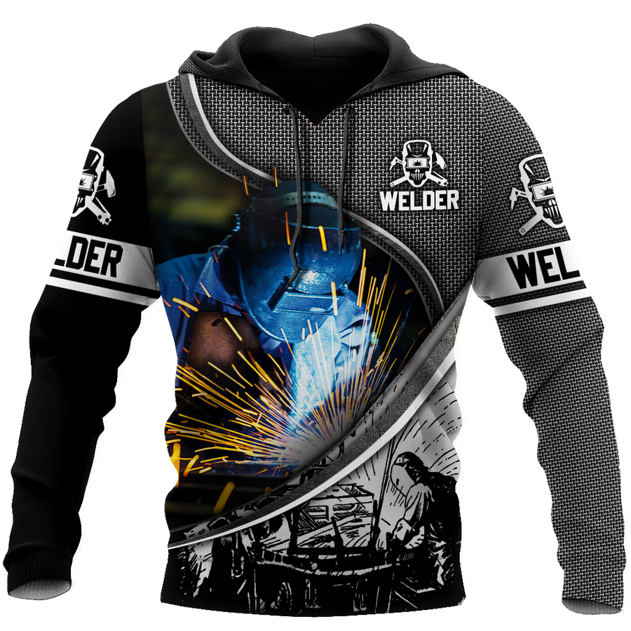 Premium Welder All Over Printed Shirts For Men And Women MEI
