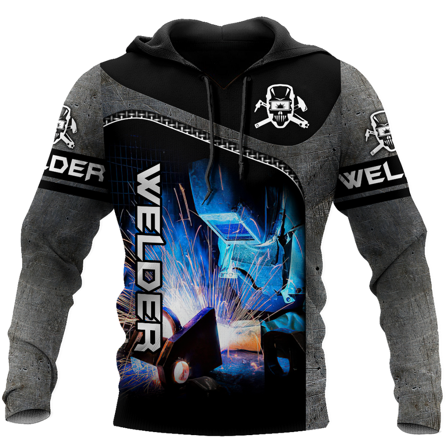 Premium Welder All Over Printed Unisex Shirts MEI
