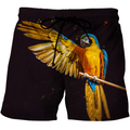 3D All Over Print Parrot L154000 Hoodie-Apparel-PHL-Shorts-S-Vibe Cosy™