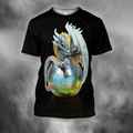 3D All Over Print Den Here Be Dragons 8-Apparel-PHLong-T-Shirt-S-Vibe Cosy™
