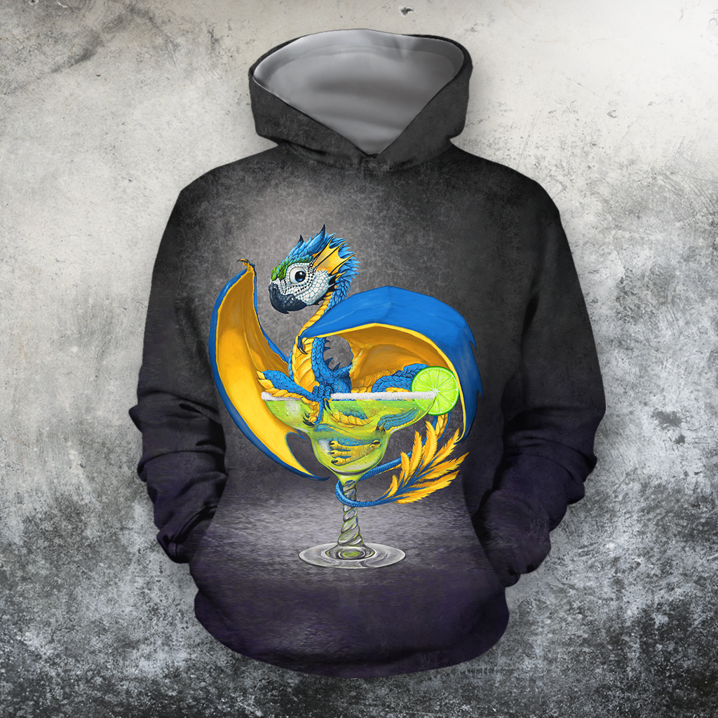 3D All Over Print Den Here Be Dragons 10-Apparel-PHLong-Hoodie-S-Vibe Cosy™