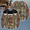 3D All Over Printed Goose Hunting Camo Outfit Cover-Apparel-HP Arts-Sweat Shirt-S-Vibe Cosy™