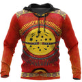 Aboriginal Boomerang And Lizard Pattern Shirt For Men And Women