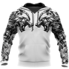 Tattoo Wolf Hoodie T Shirt For Men and Women HAC300502-NM-Apparel-NM-Hoodie-S-Vibe Cosy™
